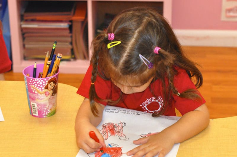 ssa coloring class